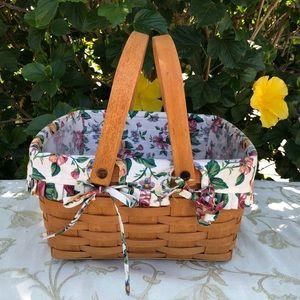 Longaberger Large Gathering Basket